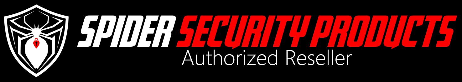 Spider Security Products Authorized Reseller
